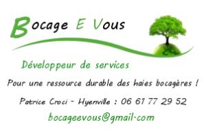 Logo Bocage E Vous