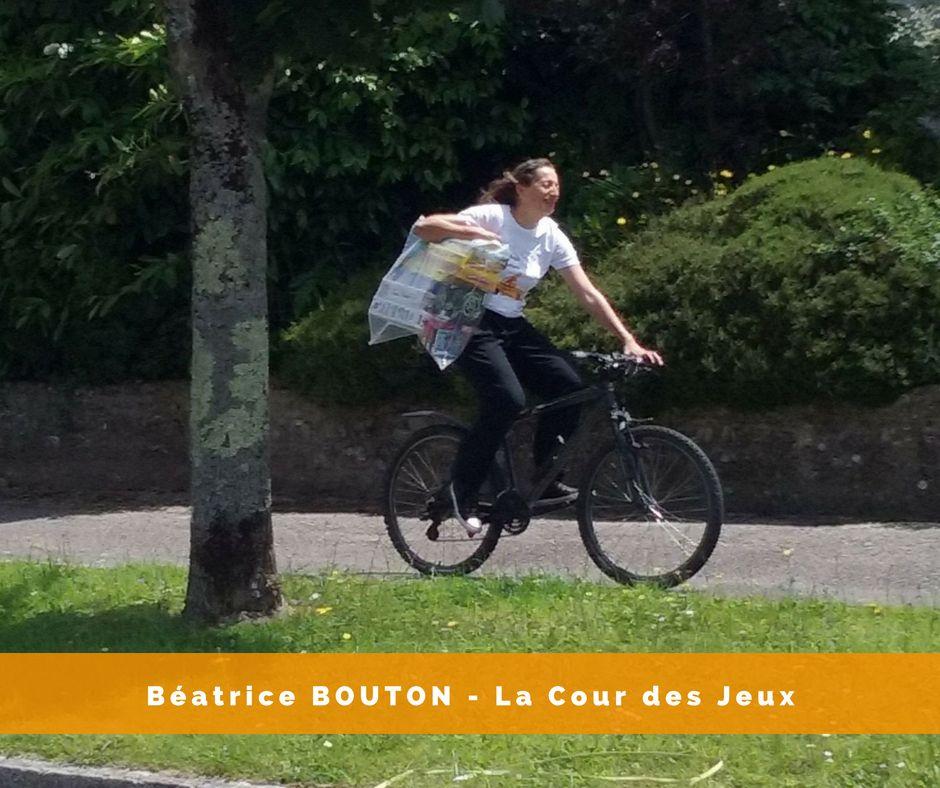 Béatrice Bouton, La Cour des Jeux