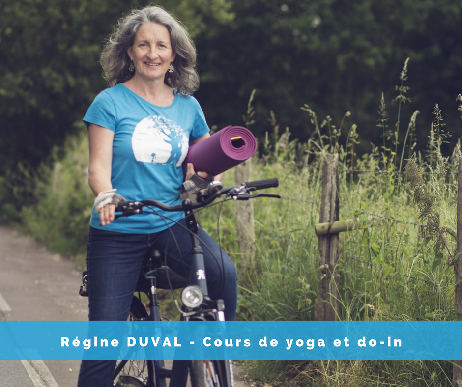 Régine DUVAL - Cours de yoga et Do-in