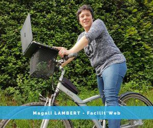 Magali LAMBERT - Facilit'Web