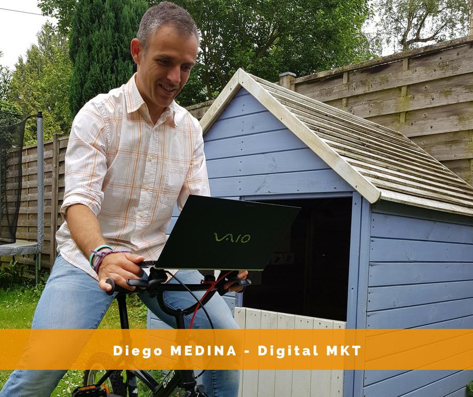 Diego MEDINA - Digital MKT