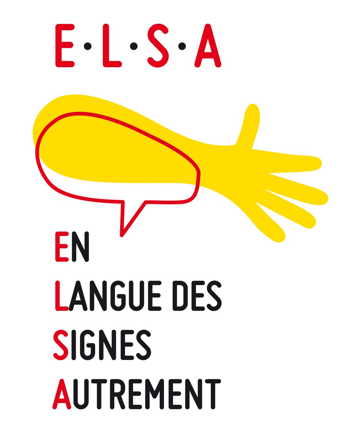 ELSA - En langue des signes autrement