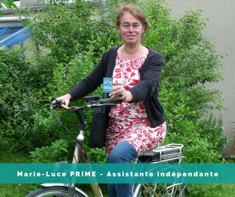 Marie-Luce PRIME - assistante indépendante
